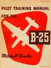 Pilot Training Manual for the B-25 Mitchell Bomber
