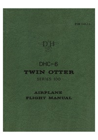 PSM 1-61-1A DHC-6 Twin Otter Series 100 Airplane Flight Manual