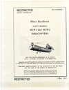 AN 01-250HCA-1 Pilot's Handbook HUP-1 and HUP-2 helicopters