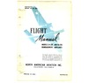 NA-5231 Flight Manual Model B-25C and B-25D Bombardment Airplanes