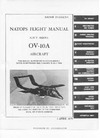 Navair 01-60GCB-1 Natops Flight Manual OV-10A Aircraft
