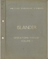 BEA DH-89A Dragon Rapide Islander Operation Manual