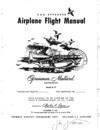 G-73 Mallard Airplane Flight Manual