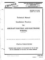 Navair 01-1A-505 Technical Manual - Installation Practices for Aircraft Electric and Electronic Wiring