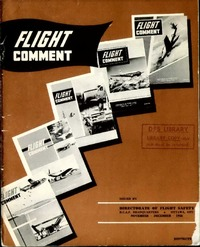 RCAF Flight comment 1956-6