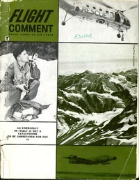 RCAF Flight comment 1960-5