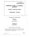 A.P. 101B-0900-1H Phantom FG Mk.1 & FGR Mk.2 Aircraft Servicing Manual - Propulsion systems - Chapter 1 & 2