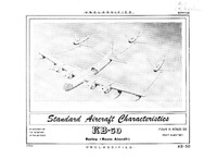 2774 KB-50 Superfortress Standard Aircraft Characteristics - 15 February 1957