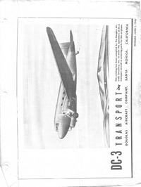 Douglas DC-3 Parts Catalog
