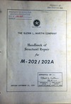 Handbook of Structural Repair for M-202/202 A