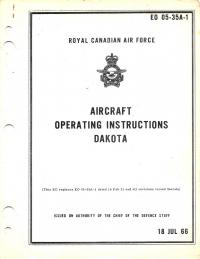 EO 05-35A-1 - Aircraft Operating Instructions Dakota