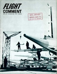 RCAF Flight comment 1960-6