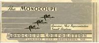 Brochure The Monocoupe