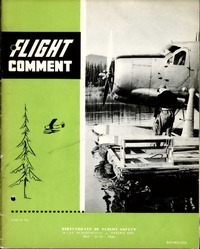 RCAF Flight comment 1956-3