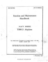 AN 01-190EB-2 Erection and Maintenance Handbook TBM-3 Airplane