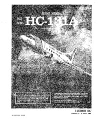 T.O. 1C-131A-1 Flight Manual HC-131A USCG Series