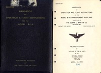 Handbook of Operation and Flight instructions for the Model B-26 Bombardment AIrplane