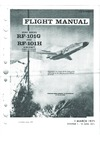 T.O. 1F-101(R)G-1 McDonnell RF-101G- H Voodoo Flight Manual