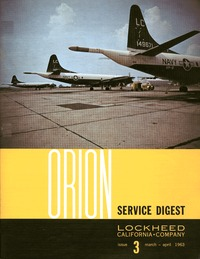 Orion service digest - Issue 03