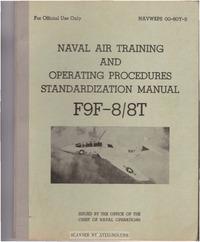 Navweps 00-80Y-5 Operating procedures Standardization manual F9F-8/8T