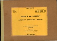 A.P. 101B-1902-1A Vulcan B Mk.2 - Aircraft Servicing Manual
