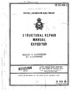 EO 05-45B-3 RCAF Structural Repair Manual Expeditor