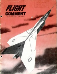 RCAF Flight comment 1958-1