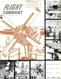 RCAF Flight comment 1958-4