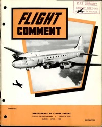 RCAF Flight comment 1955-2