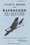 A.P.2018A&B Pilot's Notes for Barracuda