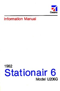 2963 Information Manual Stationair 6 U206G