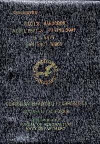 Pilot's Handbook U.S. Navy PB2Y-3 Airplane