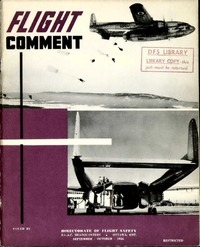 RCAF Flight comment 1956-5