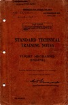 A.P. 3042 Standard Technical Training Notes - Flight Mechanics - Engine