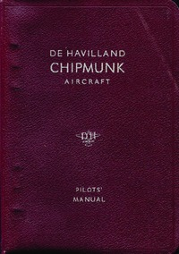 A.l.9 Pilot's Manual for the de Havilland Chipmunk Aircraft