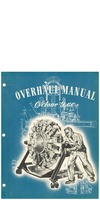 Overhaul Manual Wright Aircraft Engines Cyclone 9 GC - Third Edition