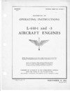 T.O. 02-50AA-1 - Handbook of operating instructions - L-440-1 and -3 Aircraft Engines