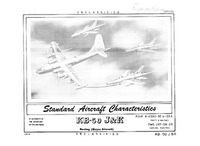 2776 KB-50J and K Superfortress Standard Aircraft Characteristics - 4 December 1959