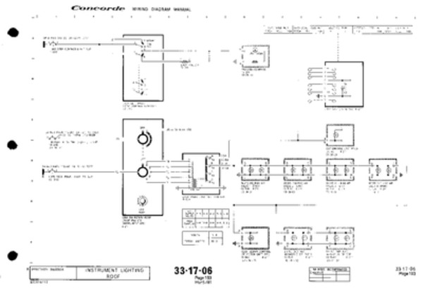 [EQHS_1162]  Avialogs: Aviation Library - 1652 Wiring Diagram Manual chapitre 33a   Canadair Aircraft Wiring Diagram      Avialogs
