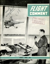 RCAF Flight comment 1957-2