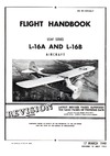 2559 01-145LAA-1 Flight Handbook L-16A and L-16B