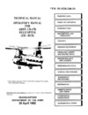 TM 55-1520-240-10 Operator's Manual for Army CH-47D Helicopter