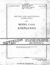 AN 01-155CB-2 Erection and maintenance instructions for Model C-64A Airplanes