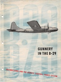 Gunnery in the B-29