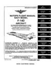 3363 01-F14AAD-1 Flight Manual Navy Model F-14D