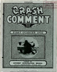 Crash Comment 1952 - 1