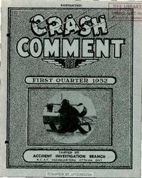 Crash Comment 1952 - 1