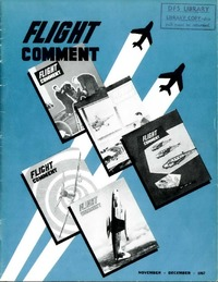 RCAF Flight comment 1957-6