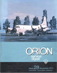 Orion service digest - Issue 28