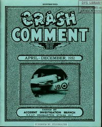 Crash Comment 1952 - 2